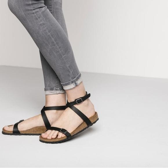 10f2f22b12e9d Birkenstock Shoes - birkenstock Daloa Birko-Flor Black